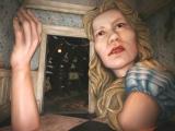 映画『アリス・イン・ワンダーランド』の世界展の模様 〜主人公のアリスが様々な大きさで登場する (C)ORICON DD inc.