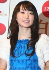 『第60回NHK紅白歌合戦』のリハーサルに臨んだ水樹奈々 (C)ORICON DD inc.