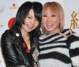 『第60回 NHK紅白歌合戦』のリハーサルで姉妹デュエット曲を披露した、倖田來未(右)と妹のmisono (C)ORICON DD inc.