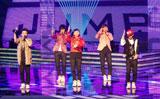 『第51回日本レコード大賞』最優秀新人賞を獲得したBIGBANG (C)ORICON DD inc.