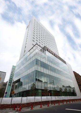 4月6日にオープンする『ロッテシティホテル 錦糸町』