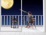 空想のなかで夜景を楽しむ相武紗季/『アットホーム』新CM