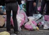 集めたゴミは運営者側によって厳正な計測が行われる