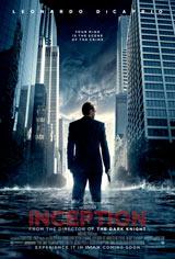 主演のレオナルド・デカプリオと並んで渡辺謙の名前が記された映画『インセプション』ポスター (C) 2010 Warner Bros. Ent. All Rights Reserved