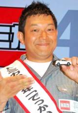 ミニカー『トミカ』40周年事業・新商品発表会に出席した山口智充 (C)ORICON DD inc.