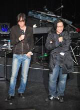 イベントに参加した(左から)小林武史、岩井俊二 (C)ORICON DD inc.