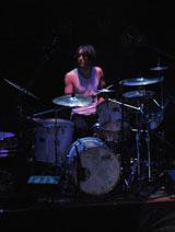 金子ノブアキがドラムを担当 (C)ORICON DD inc.