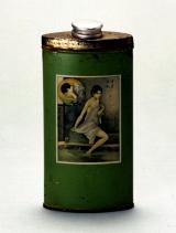 1930年発売当時の『バスクリン』パッケージ