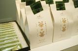 京都の「お濃茶ラングドシャ 茶の菓」も都内で唯一販売する (C)ORICON DD inc.