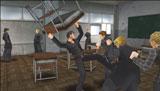 教室で乱闘! 『喧嘩番長4〜一年戦争〜』(C)2010 Spike All Rights Reserved.