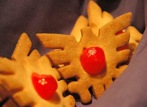 ゲーム『ドラゴンクエスト』シリーズのオフィシャルバー「LUIDA'S BAR(ルイーダの酒場)」で販売される、『ドラクエ』の世界観をモチーフにした「ロトの紋章クッキー」 (C)ORICON DD inc.