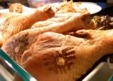 ゲーム『ドラゴンクエスト』シリーズのオフィシャルバー「LUIDA'S BAR(ルイーダの酒場)」は料理も特殊、『ドラクエ』の世界観をモチーフにした「ギガンテスのこんぼう」 (C)ORICON DD inc.