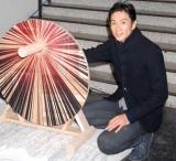 代表を務めるREBIRTH PROJECTの新プロジェクト『再会』発表会に出席した伊勢谷友介 (C)ORICON DD inc.