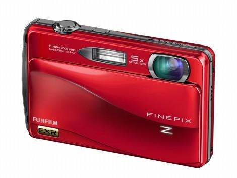 ペットの顔を自動認識する富士フイルムの『FinePix Z700EXR』