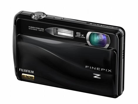 『FinePix Z700EXR』ブラック
