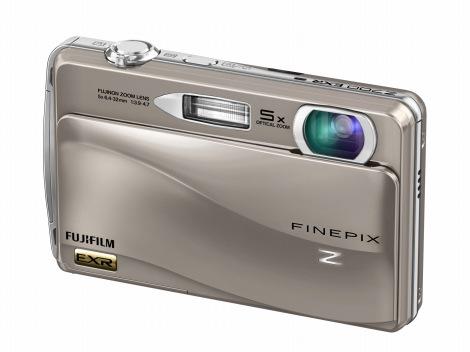 『FinePix Z700EXR』シルバー