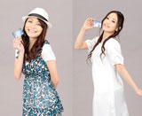 """(左から)大阪府・兵庫県の""""旅ガール"""""""