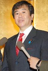 原口一博総務大臣 (C)ORICON DD inc.