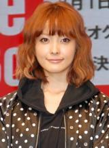 『Love Cub 50 プロジェクト』発表会にゲスト出演した平山あや (C)ORICON DD inc.