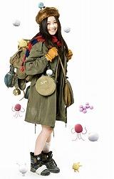 ドラマ『もやしもん』で武藤葵役を務めるちすん(C)石川雅之・講談社/ドラマ「もやしもん」製作委員会