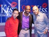 ニューヨークのラジオ局『WRKS 98.7 KISS FM』に日本人として初出演した清水翔太
