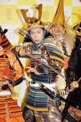 『武将都市ナゴヤキャンペーン』イベントにPR奉行として出席した、はんにゃ・金田哲 (C)ORICON DD inc.