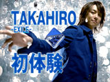 """TAKAHIROが""""初体験""""する『ロートジー(R)』新CM"""