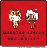 モンハンの猫キャラ・アイルーとハローキティがコラボ (C)CAPCOM (C)1976, 2010 SANRIO CO., LTD. (G) APPROVAL No.G5003041