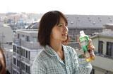 宮崎あおいが出演している『爽健美茶』新CM/メイキングカット