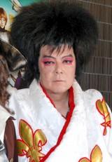 舞台『薔薇とサムライ〜GoemonRock OverDrive』の公開稽古を行った古田新太 (C)ORICON DD inc.