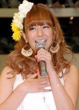 ヘキサゴンユニットのシングル「幸せになろう/恋」発売記念イベントに出席したPaboのスザンヌ (C)ORICON DD inc.