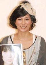 撮り下ろし写真集『0805』の発売記念イベントを行った柴咲コウ (C)ORICON DD inc.