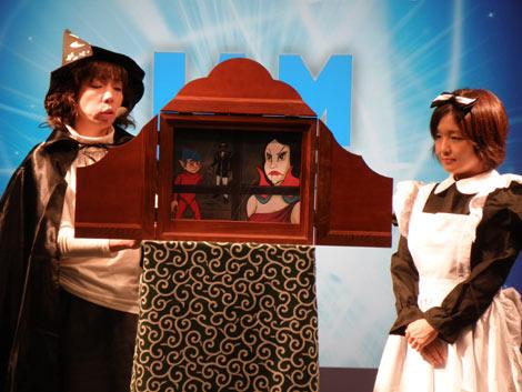 日本初のプロ紙芝居集団『渋谷画劇団』がプロデュース