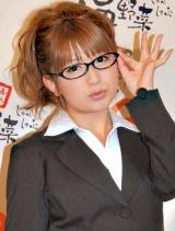 プロデュースした『しゃぶしゃぶ温野菜 六本木店』のオープニングイベントに出席した矢口真里 (C)ORICON DD inc.