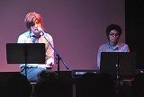 イベントのために作詞作曲した「卒業」をピアノの音色に合わせて初披露 (C)ORICON DD inc.