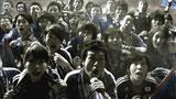 内田篤人選手を応援するサポーター/ソニー「JAPAN SURPRISE. 世界は驚きを待っている。」キャンペーンCM