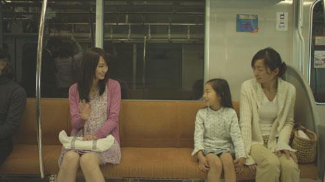 """新垣結衣が""""心がつながっていく瞬間""""を描く「東京メトロ」新CM"""
