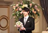 スーツ姿もバッチリ! 岡田将生が出演する『PIXUS』(キヤノン)新CMメイキング