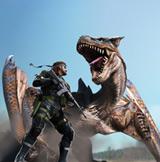 『メタルギア ソリッド ピースウォーカー』と『モンスターハンターポータブル 2nd G』がコラボ (C)2010 Konami Digital Entertainment