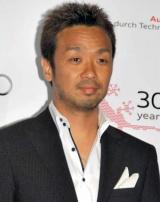 『アウディ・クワトロ』デビュー30周年記念パーティーイベントに出席した本田泰人 (C)ORICON DD inc.