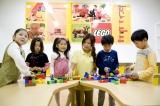 将来の発明に夢を馳せる子どもたち
