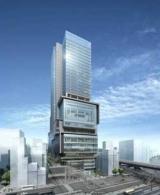 東急文化会館の跡地に建設される高層複合ビルの名称は「渋谷ヒカリエ」に(写真はビルの完成イメージ図)