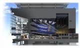 「渋谷ヒカリエ」内、劇場フロアの断面図