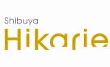 「渋谷ヒカリエ」ロゴ