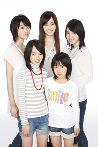 のアイドルグループbump.y( 音楽】桜庭ななみら所属のアイドルグループbump.y(バンピー