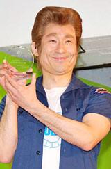 『エンジョイバイクアワード2010』を受賞したディラン・マッケイことなだぎ武