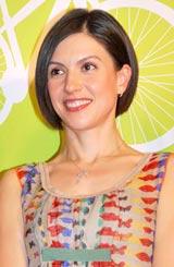 『エンジョイバイクアワード2010』で「特別賞」を受賞したリサ・ステッグマイヤー
