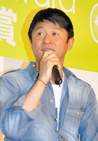『エンジョイバイクアワード2010』で「バイク モダニスト賞」を受賞した武田修宏 (C)ORICON DD inc.