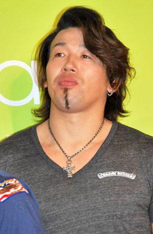 『エンジョイバイクアワード2010』で「特別賞」を受賞した武蔵 (C)ORICON DD inc.