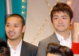 千鳥の大悟(左)と相方のノブ (C)ORICON DD inc.